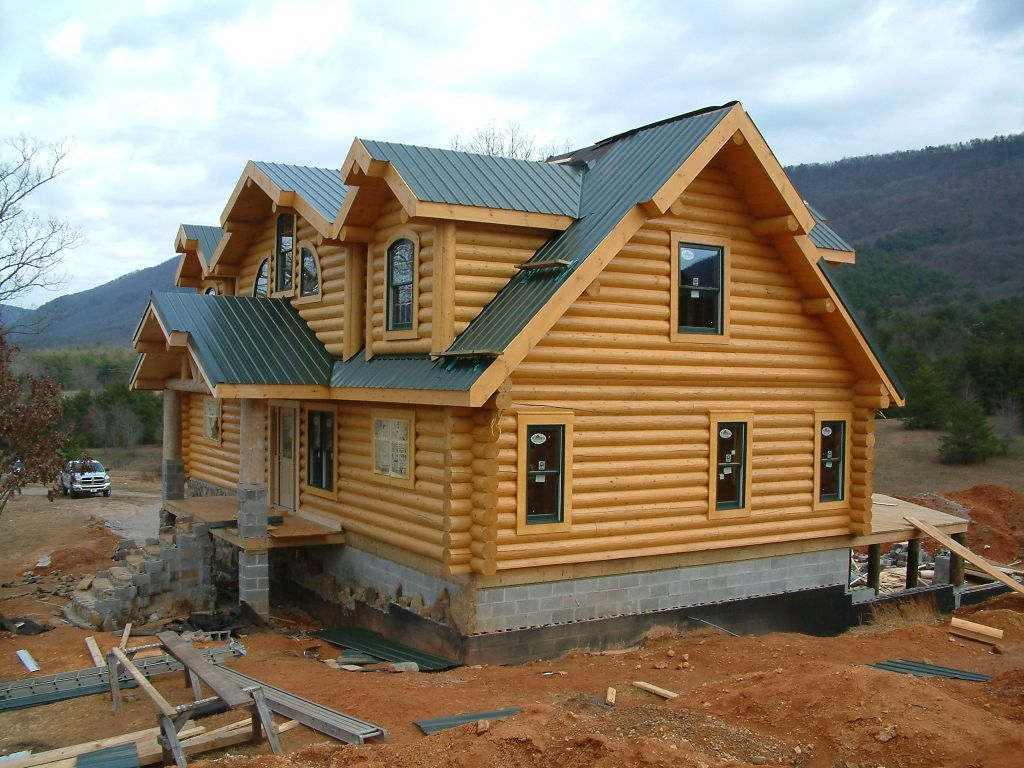 How Long Until I Move into My Log Home