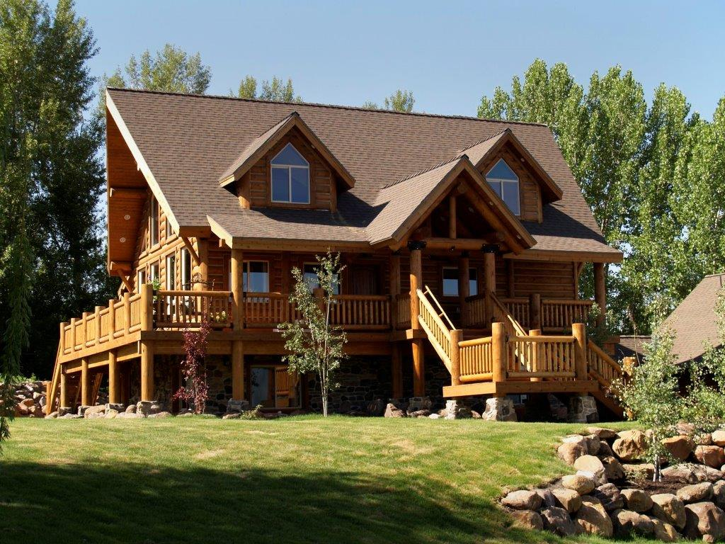 Custom Log and Timber Homes